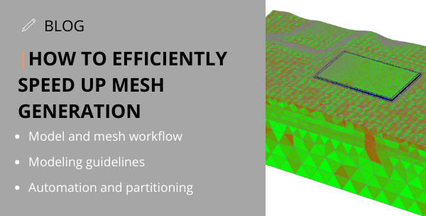 PPS - How to efficiently speed up mesh